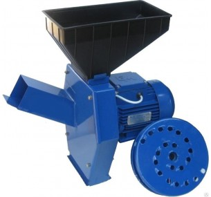 Измельчитель зерна и початков кукурузы Brado BFC-185A