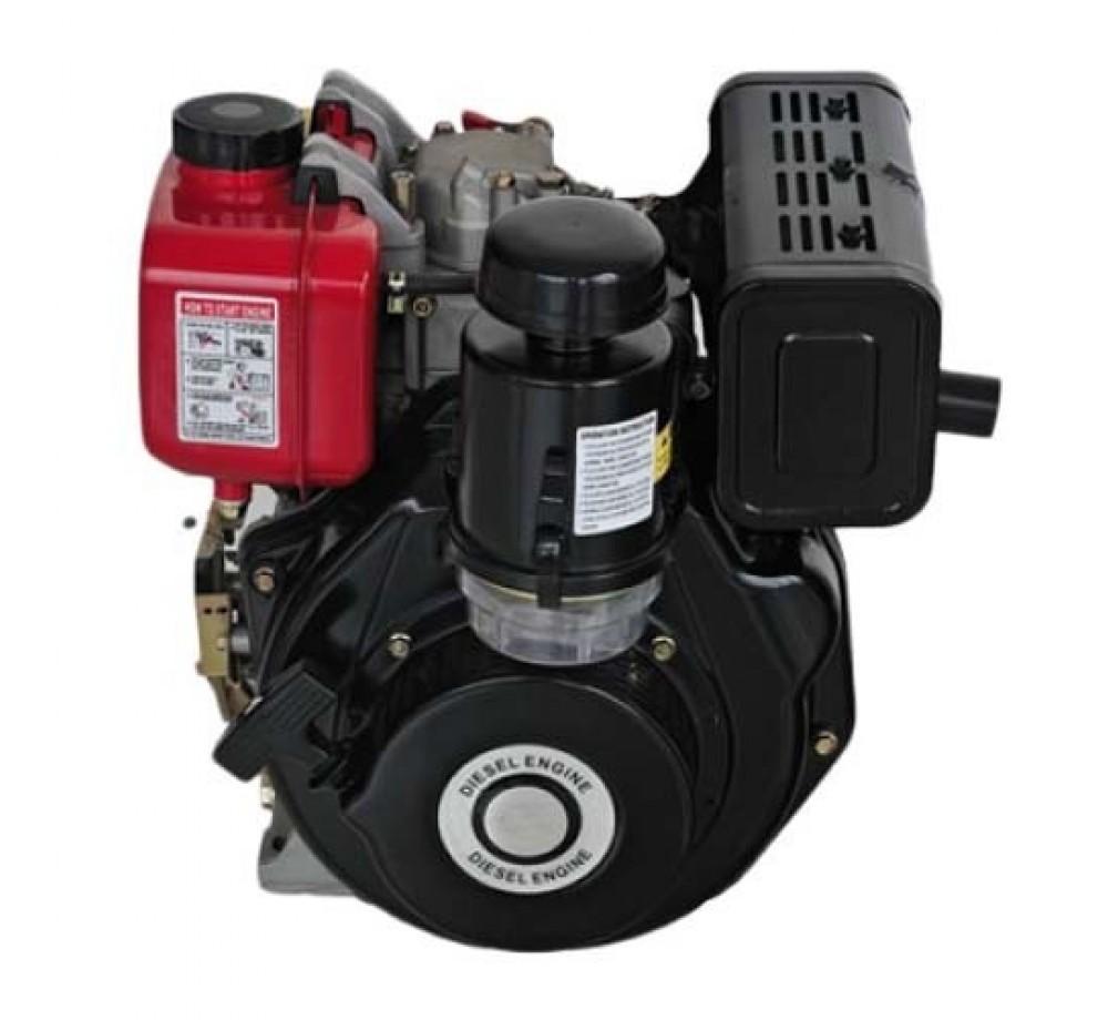 Двигатель дизельный Lifan C178F (6лс, шпонка 25мм)