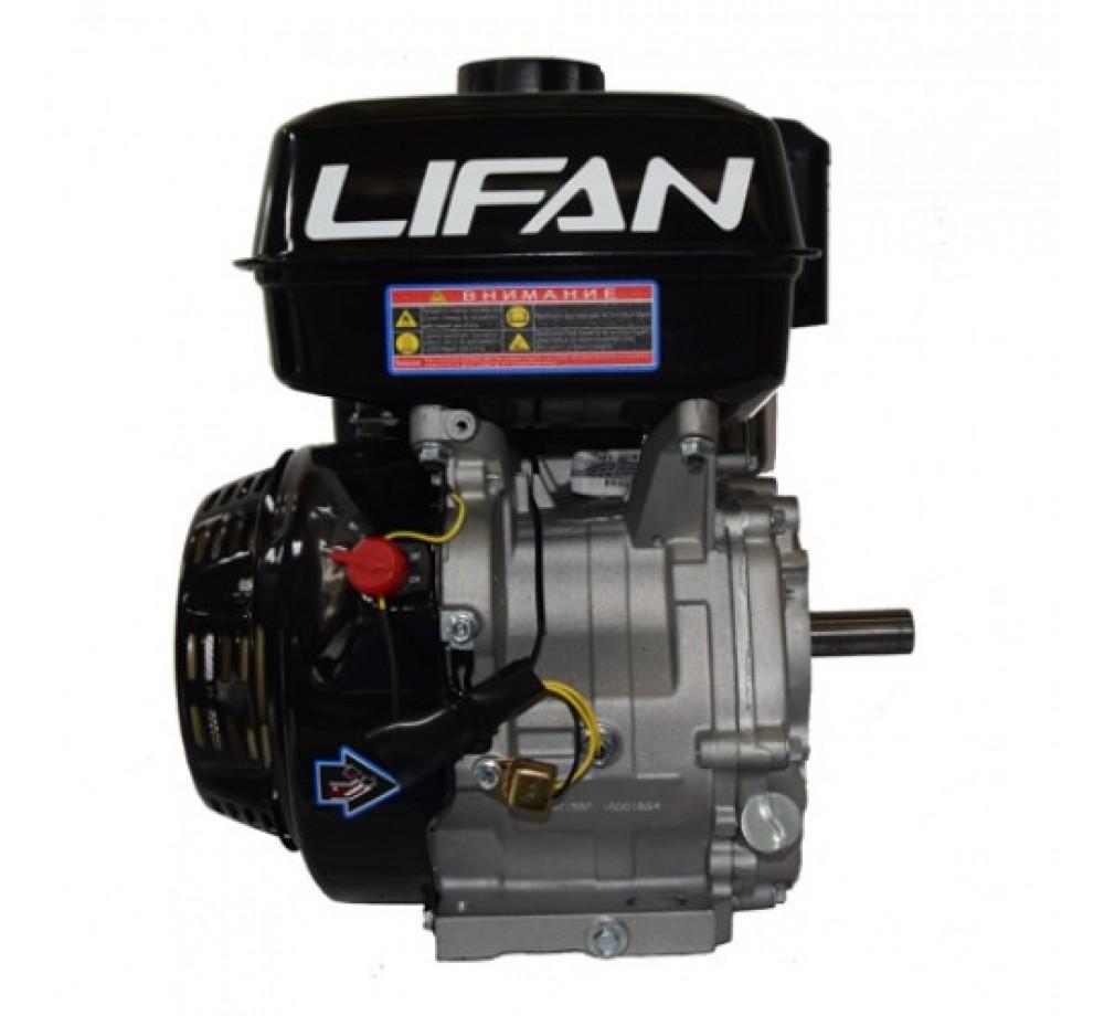 Двигатель-Lifan 188F (вал 25мм) 13лс