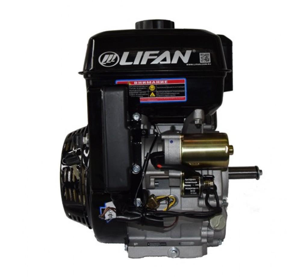 Двигатель-Lifan 190FD (вал 25мм) 15лс