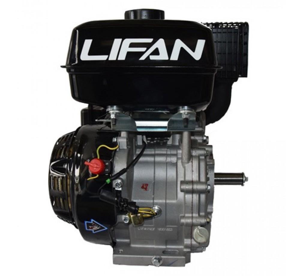 Двигатель-Lifan 192F (вал 25мм) 17лс