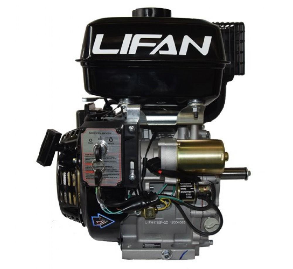 Двигатель-Lifan 192FD (вал 25мм) 17лс