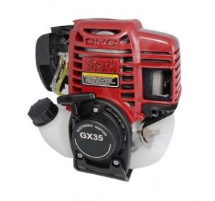 Двигатель GX35 + сцепление