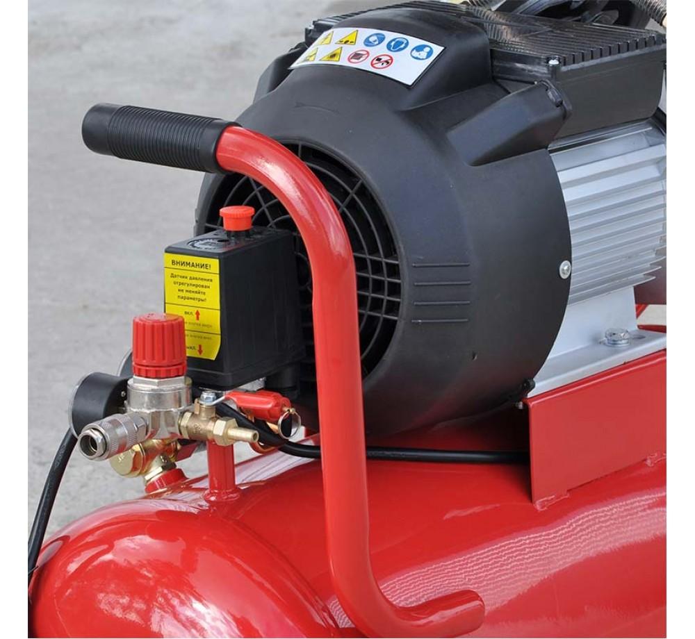 Компрессор Brado IBL50V (2,2 кВт, 220В, 50 л)