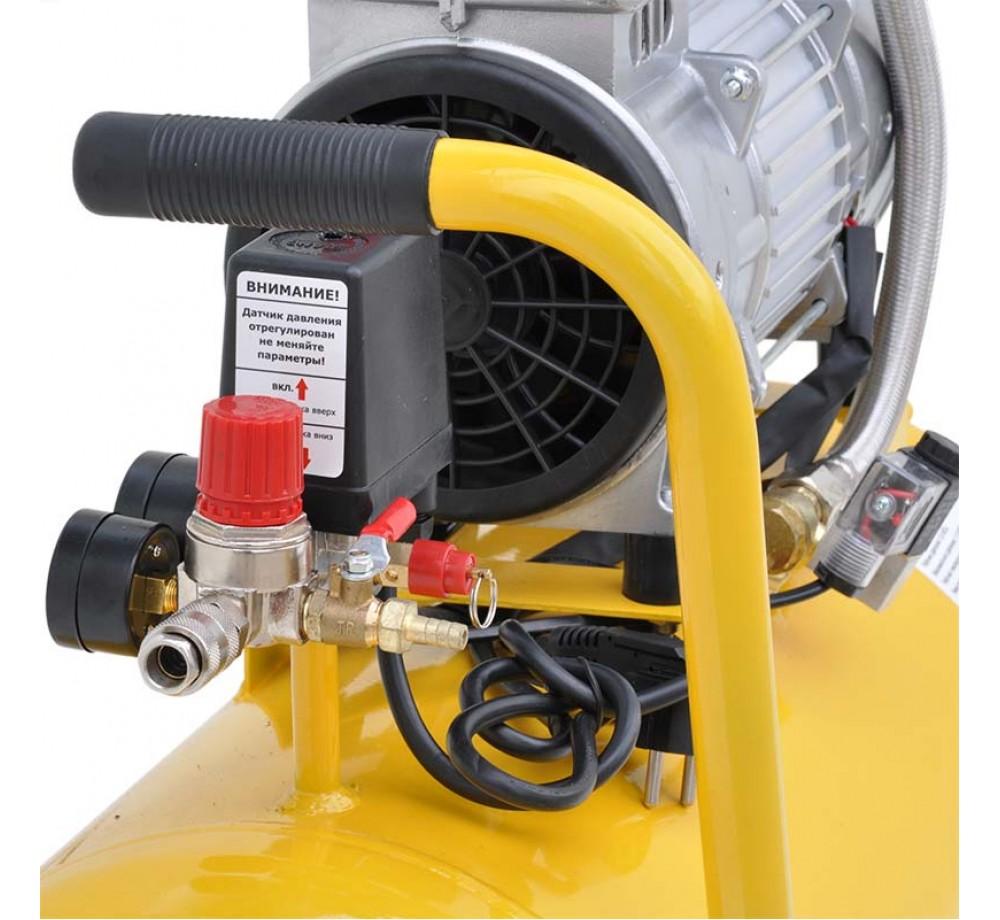Компрессор безмасляный SKIPER IBL50XL (1,1 кВт, 220В, 50 л)