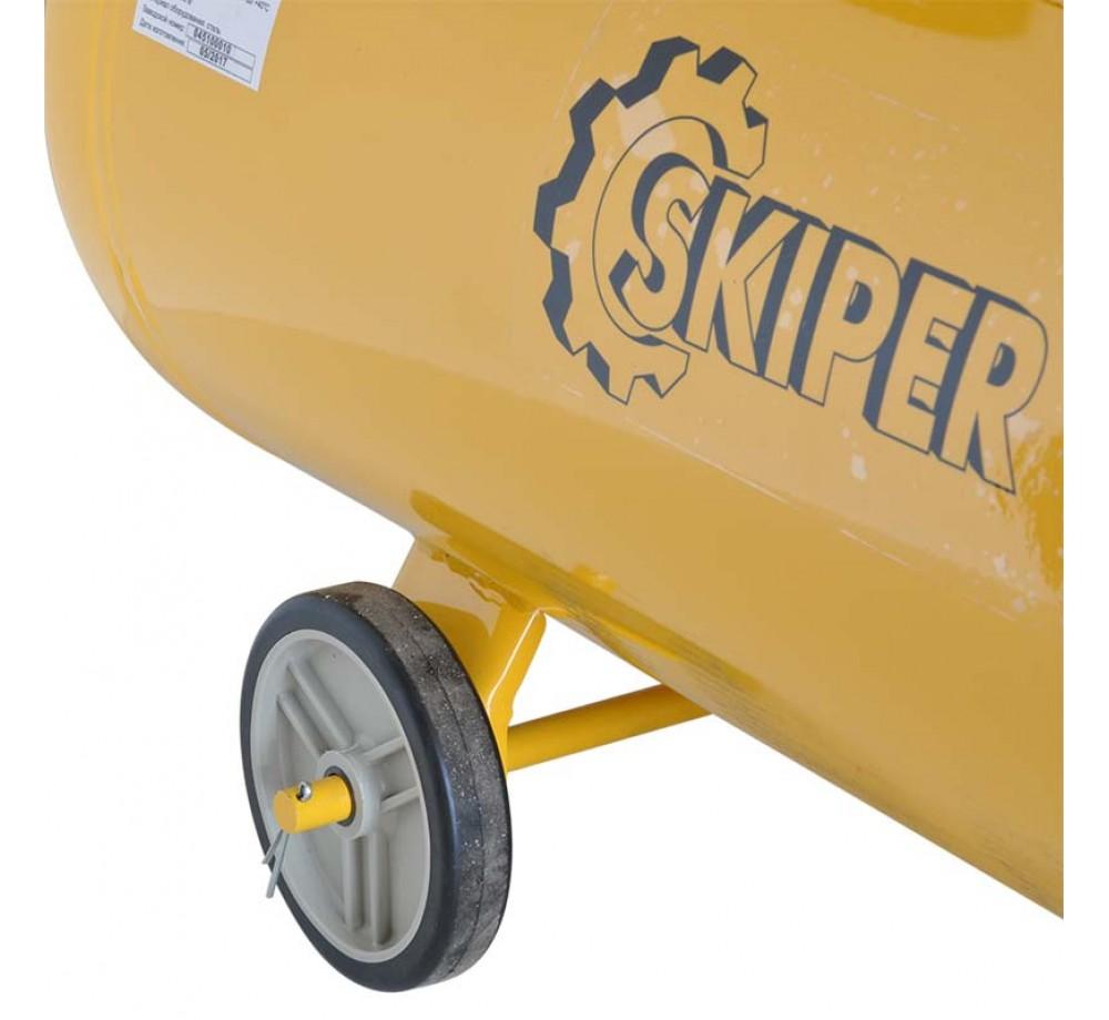 Компрессор Skiper IBL3100V (2,2 кВт, 220В, 100 л)