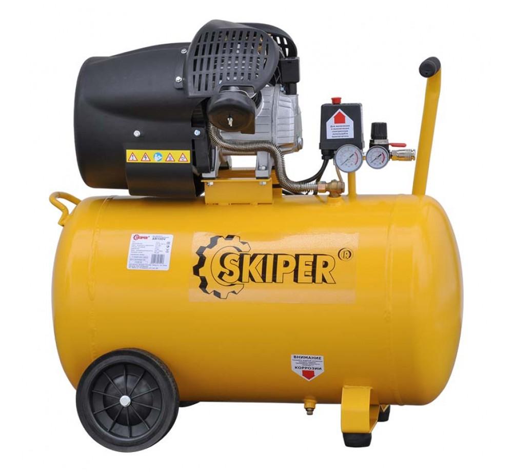 Воздушный компрессор SKIPER AR100V