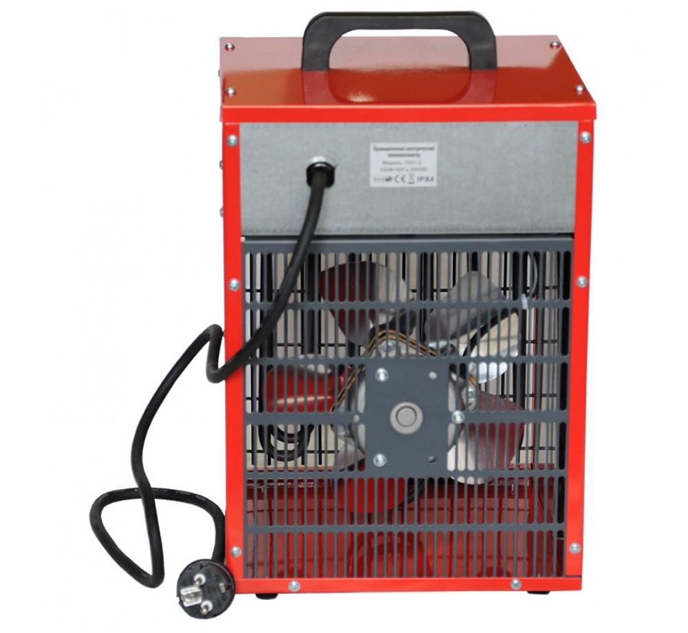 Тепловентилятор Skiper ПЭТ 3.3 (3 кВт, 220V)