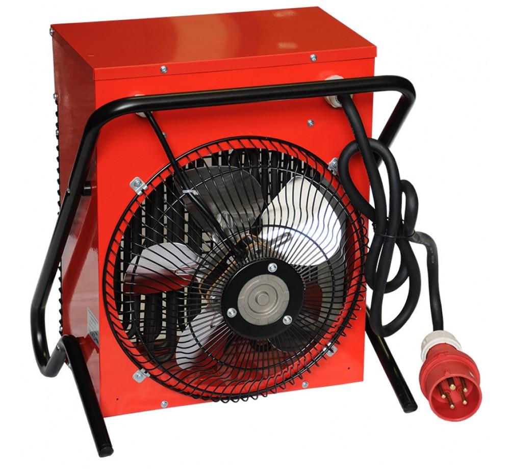 Тепловентилятор Skiper ПЭТ-9 (9 кВт, 380V)