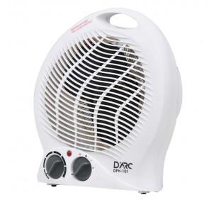 Тепловентилятор D`ARC DFH-101, 2000Вт (Дарк)
