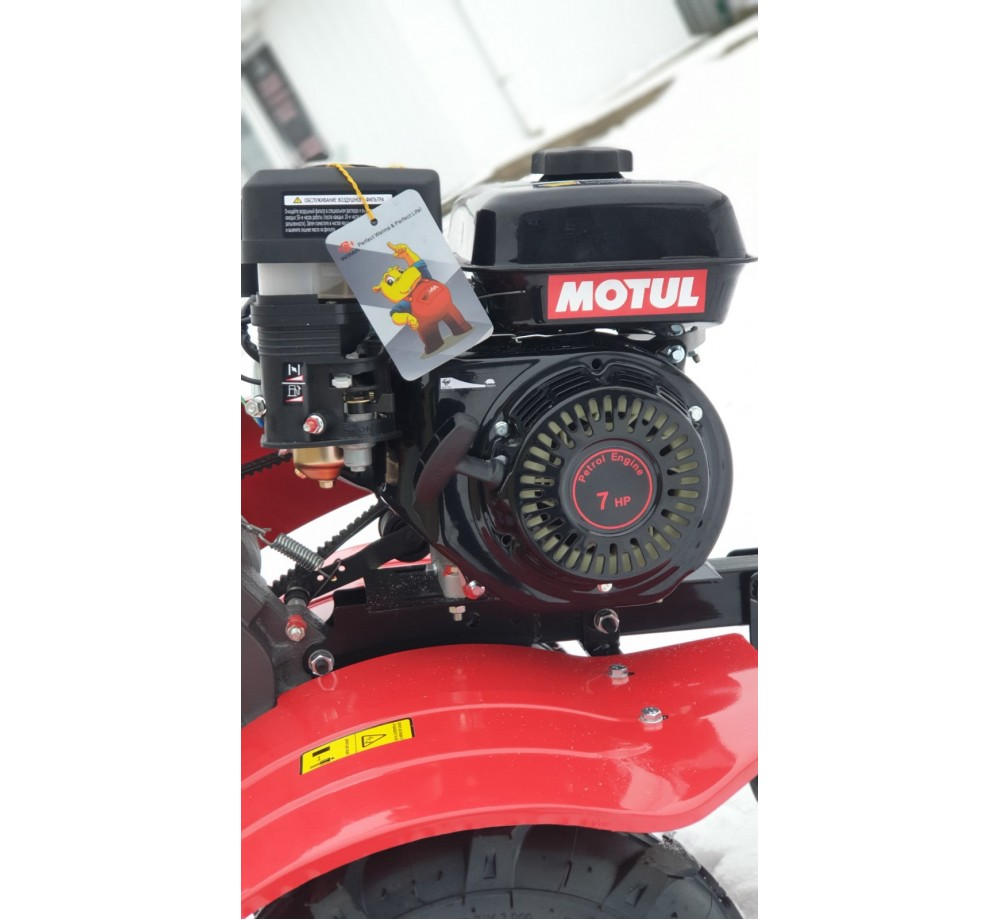 Мотокультиватор Krones WM 1100-3