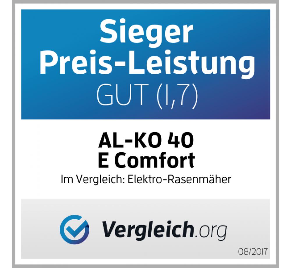 Электрическая газонокосилка AL-KO Comfort 40 E