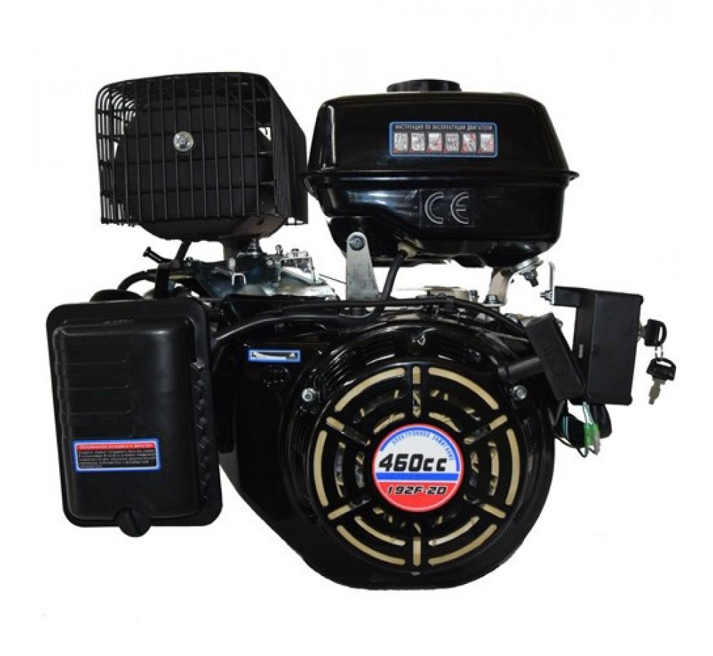 Двигатель-Lifan 192F-2D (вал 25мм) 18,5лс
