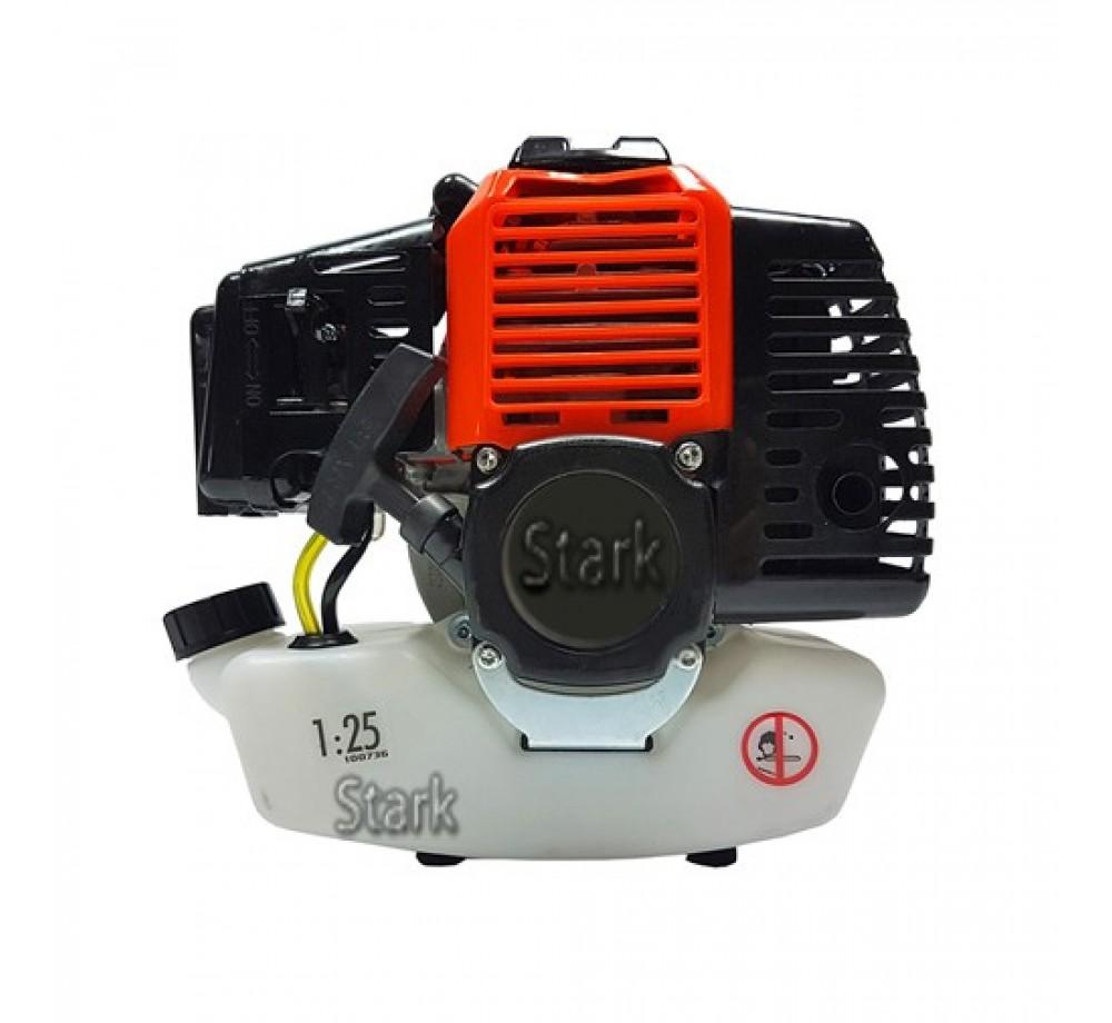 Двигатель 1E40F-5 + сцепление