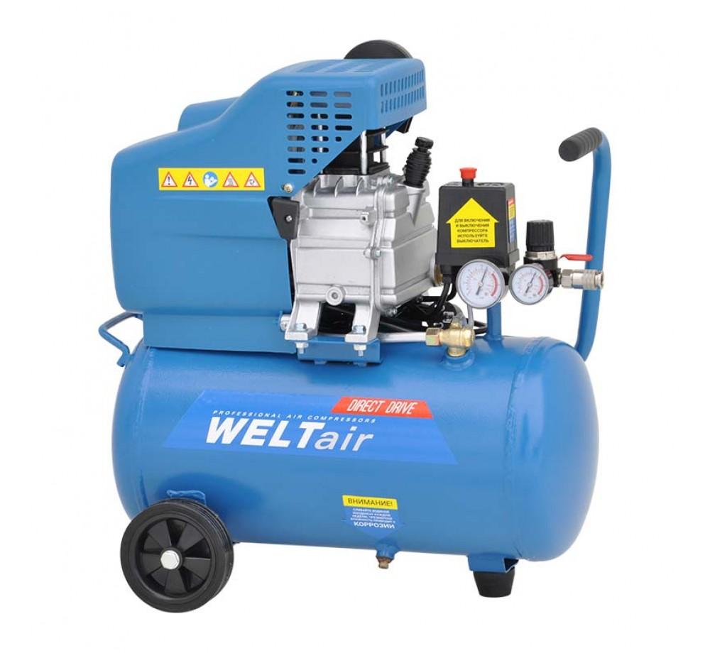 Воздушный компрессор Welt AR25LT