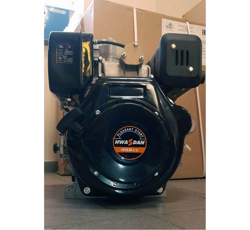 Двигатель дизельный H460DC (S Shaft)
