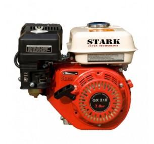 Двигатель STARK GX210 S(шлицевой вал 25мм) 7лс
