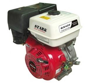 Двигатель STARK GX420 S(шлицевой вал 25мм) 16лс