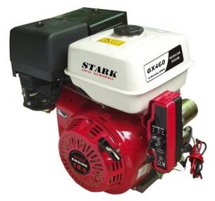Двигатель STARK GX460E S(шлицевой вал 25мм) 18 лс + электростартер