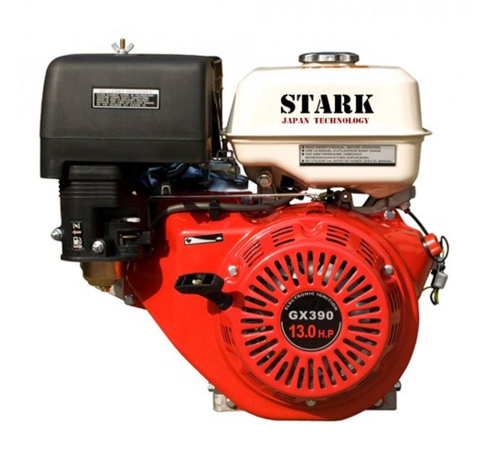 Двигатель STARK GX390 S(шлицевой вал 25мм) 13 лс