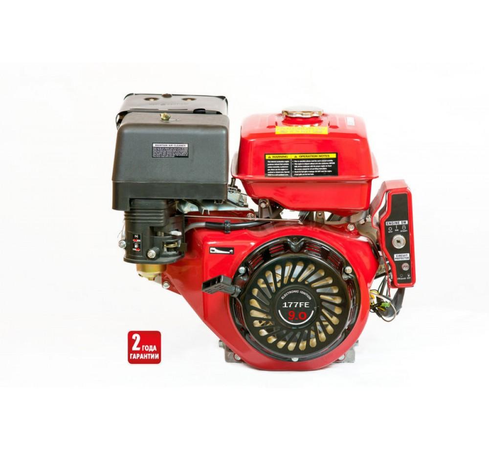 Двигатель бензиновый Weima WM 177 FE (S shaft)