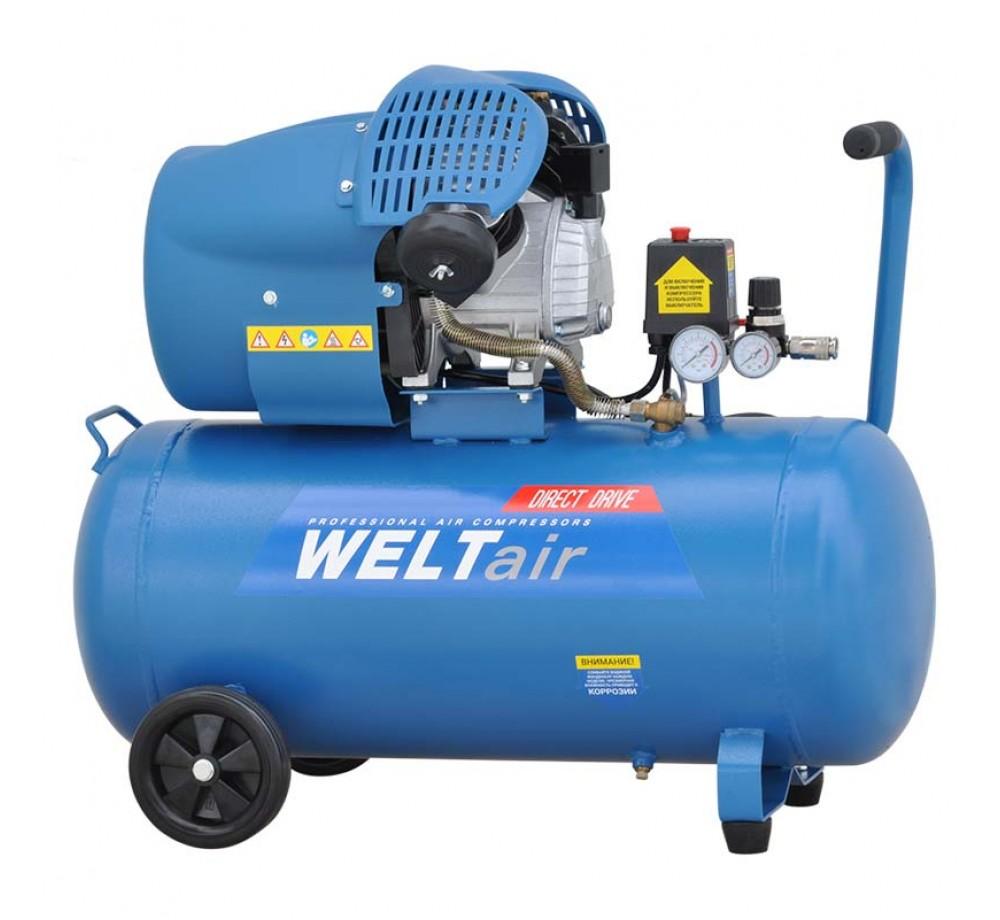 Воздушный компрессор WELT AR70VT
