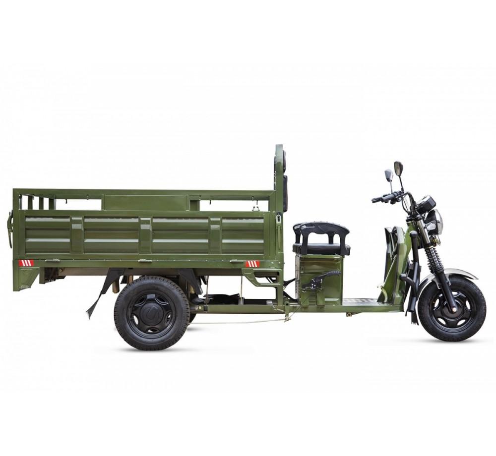 Грузовой электротрицикл Rutrike D4 NEXT 1800 60V1500W