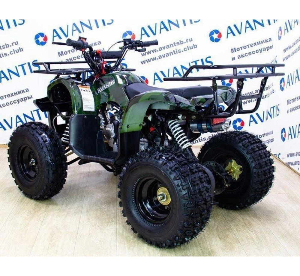 Квадроцикл Avantis Hunter 8 Lite 50 кубов