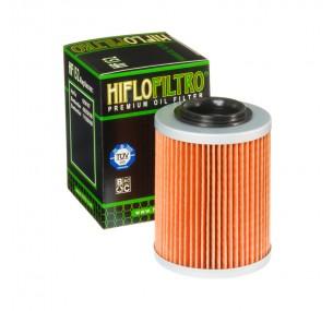 HF152 Фильтр масляный HIFLO