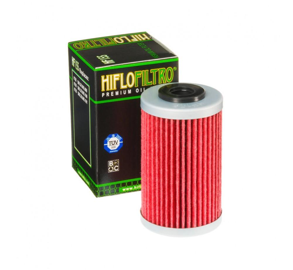 HF155 Фильтр масляный HIFLO