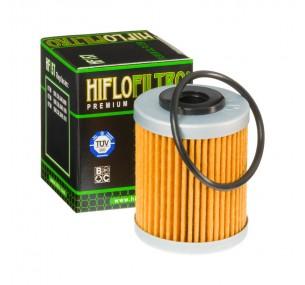 HF157 Фильтр масляный HIFLO
