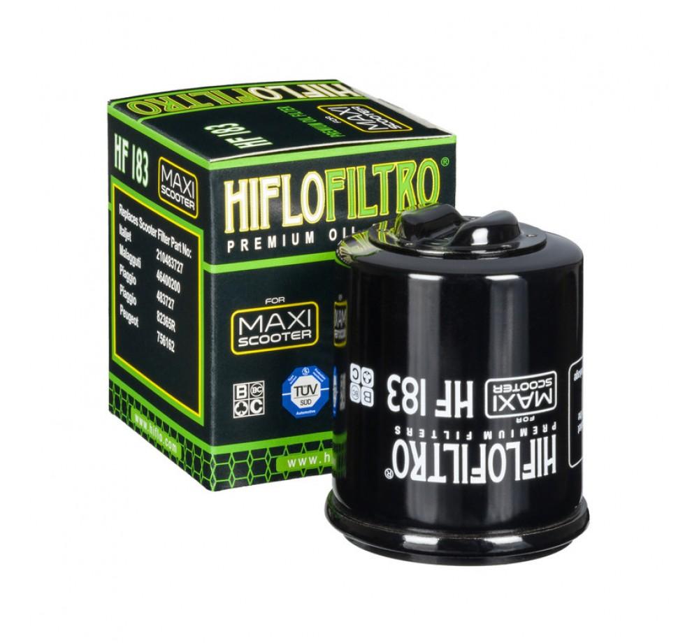 HF183 Фильтр масляный HIFLO