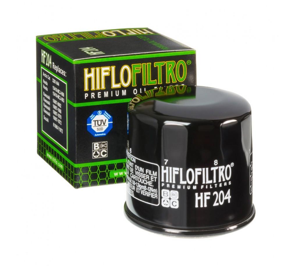 HF204 Фильтр масляный HIFLO