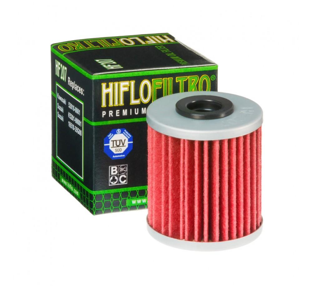 HF207 Фильтр масляный HIFLO