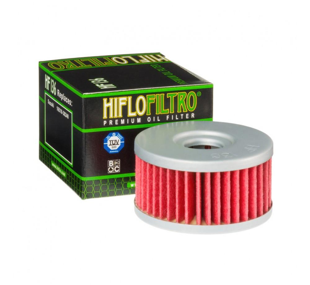 HF136 Фильтр масляный HIFLO