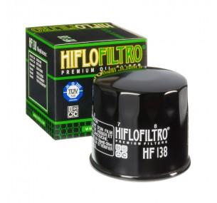 HF138 Фильтр масляный HIFLO