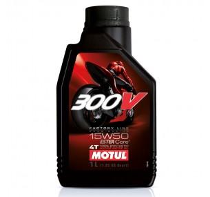 MOTUL 300V 4T FL ROAD RACING 15W-50
