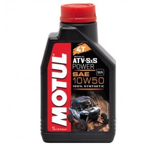 MOTUL ATV SXS POWER 4T 10W-50