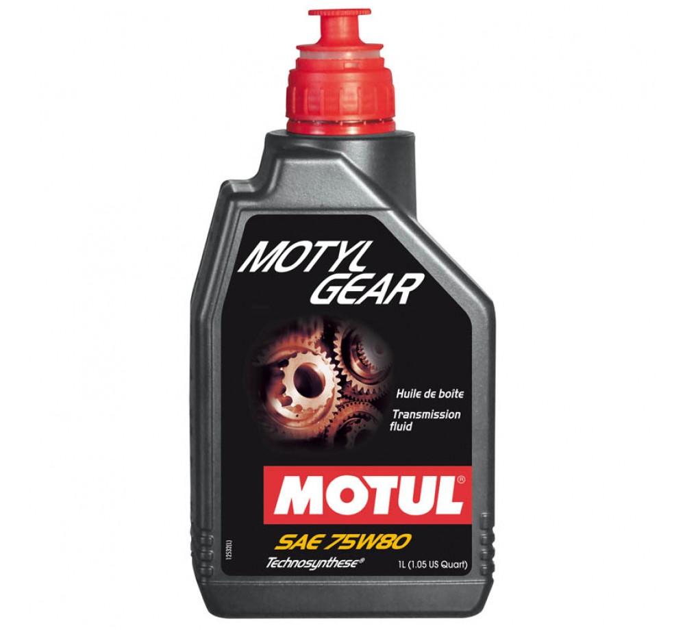 MOTYLGEAR 75W-80