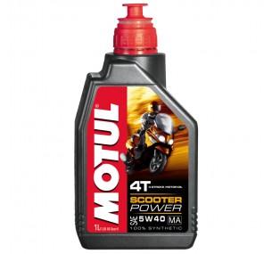 MOTUL Scooter Power 4T 5W-40
