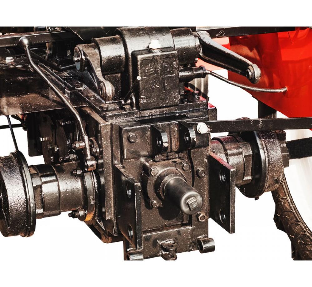 Минитрактор Rossel XT-20D Pro