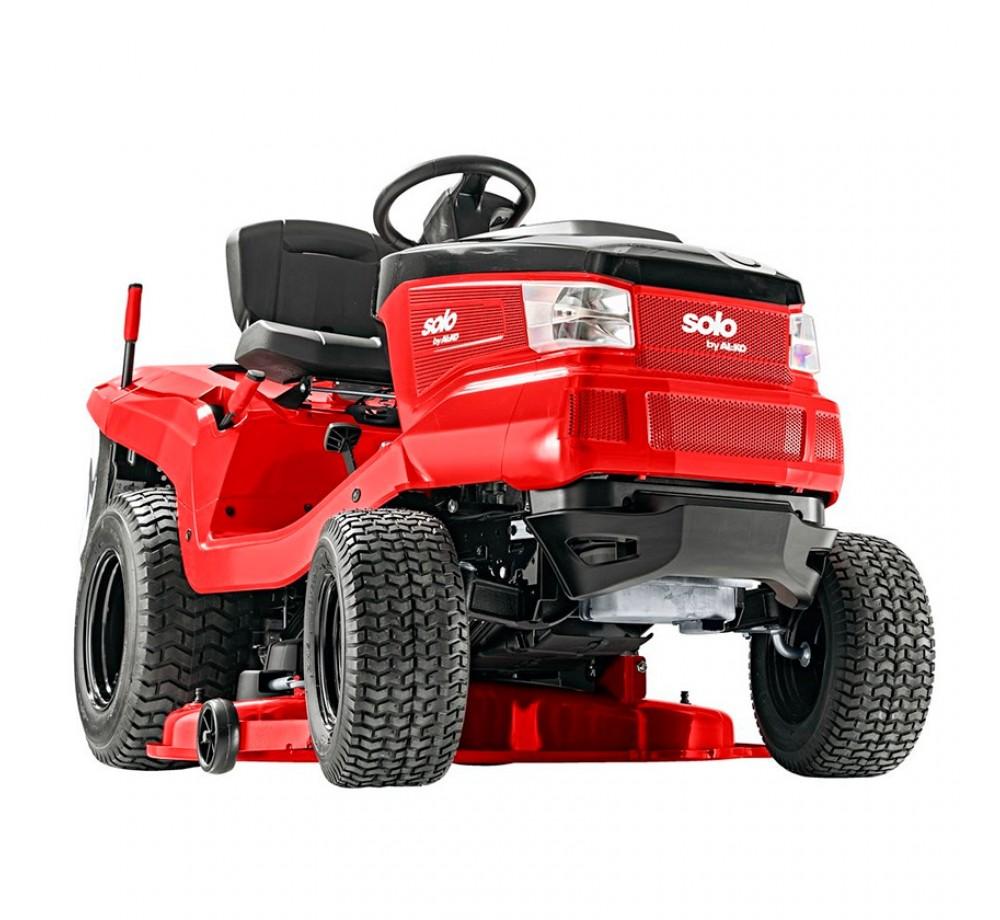 Трактор solo by AL-KO T15-103.7 HD-A Comfort