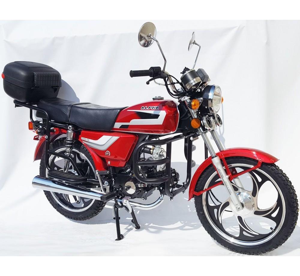 Мопед ZIP Motors ALPHA 50