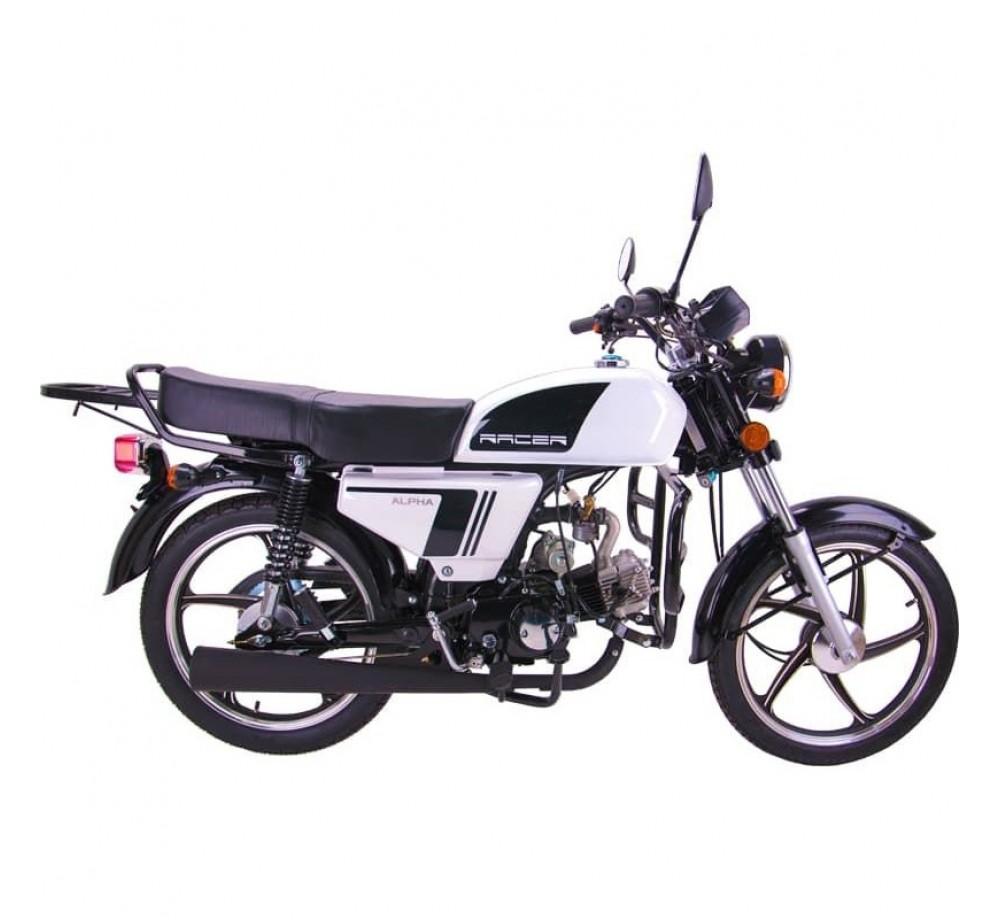 Мопед Racer Alpha RC50-X