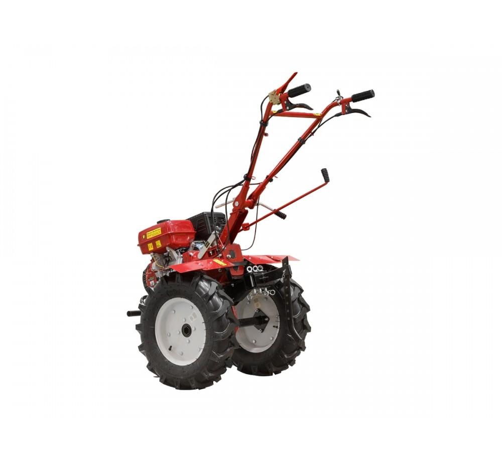 Культиватор бензиновый FERMER FM-1617MXL колеса 6.50-12 (16 л.с., шир. 105 см, колесо 6.50-12, без ВОМ, передач 3+1, пониженная передача) (FM-1617MXL-65)
