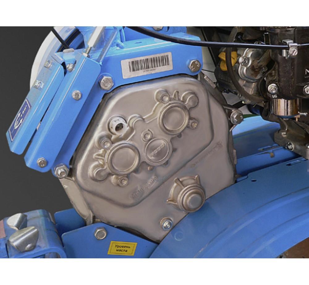 Мотоблок Нева МультиАгро МБ2-Yamaha (MX200) PRO (3+1)*2 (двиг.Yamaha 6.5 л.с.),разблокировка левого