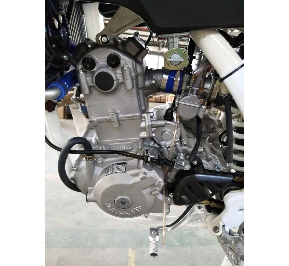 Мотоцикл Avantis Enduro 250 Pro-EFI (Design HS 2018)