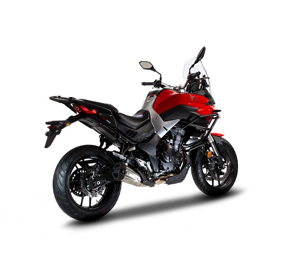 Мотоцикл Loncin Voge 500DS Adventure