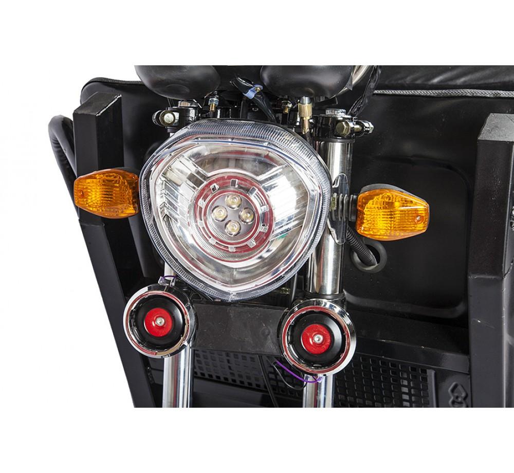 Трицикл Rutrike D4 1800 60V1500W