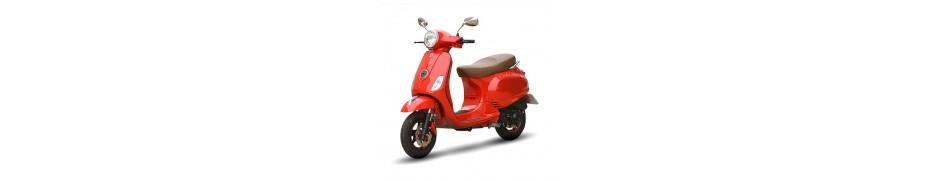 Скутеры бренда Moto-Italy